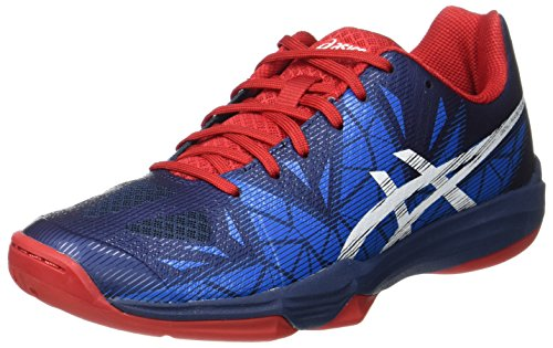 Handball insignia white Chaussures Blue prime Asics Red Gel De fastball 3 Homme Bleu AqvvXZf