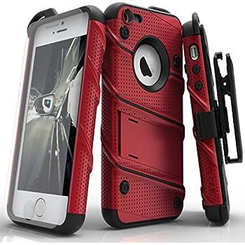 Amazon.com: iPhone SE Case, Zizo [Bolt Series] w/[iPhone