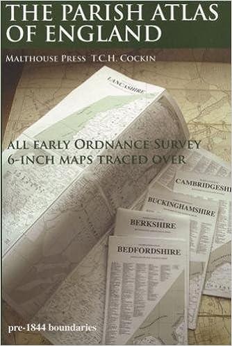 Map Of England Parishes.The Parish Atlas Of England Atlas Of English Parish Boundaries Tim