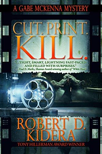 Cut.Print.Kill. (A Gabe McKenna Mystery Book 3)