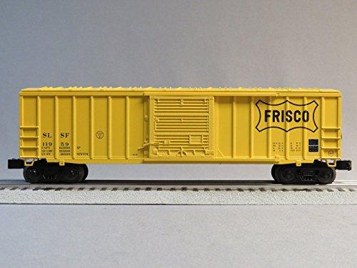 Rail King MTH Frisco 50` Modern Boxcar Oゲージ