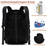 KINGSLONG 15 - 17 Inch Mens Laptop Backpack with