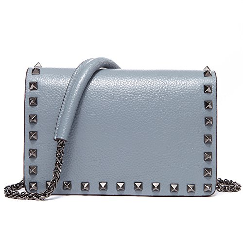 Handbag Shoulder Style Bag Crossbody Luxury Bag Daily Shopping Blue Casual Small Lady qwYCEE