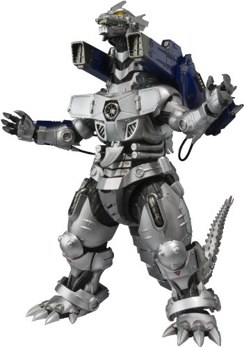 - Bandai Tamashii Nations S.H. MonsterArts MFS-3 Type 3 Kiryu Mechagodzilla Action Figure
