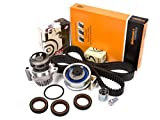 Evergreen TBK306ACWPT 01-06 Audi A4 Quattro Volkswagen Passat 1.8 TURBO DOHC AWM, AMB Timing Belt Kit Water Pump