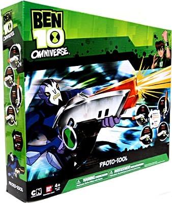 Ben 10 Proto-tool Deluxe Tech Gear from Ben 10