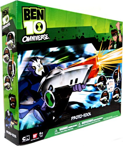 Ben 10 Proto Tool Deluxe Tech product image