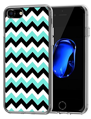 iPhone 8 / iPhone 7 Case (4.7 Inch) Protective Hard Cases Cover for iPhone 8 / iPhone 7 Chevron Design