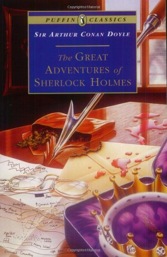 Download The Great Adventures of Sherlock Holmes (Puffin Classics) pdf