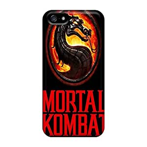 High Quality Mortal Kombat Cases For Iphone 5/5s / Perfect Cases