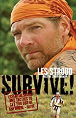 From the creator of the hit show Survivorman, the classic guide to surviving in the wild              From the sun-scorched sands of the Kalahari to the snake-infested jungles of the Amazon, Les Stroud has made a life of survi...