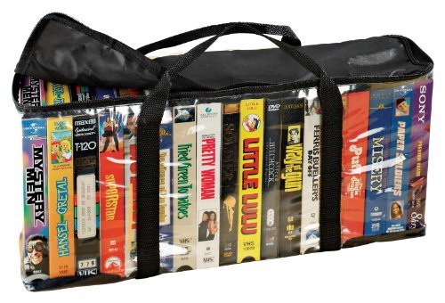 WalterDrake VHS Storage