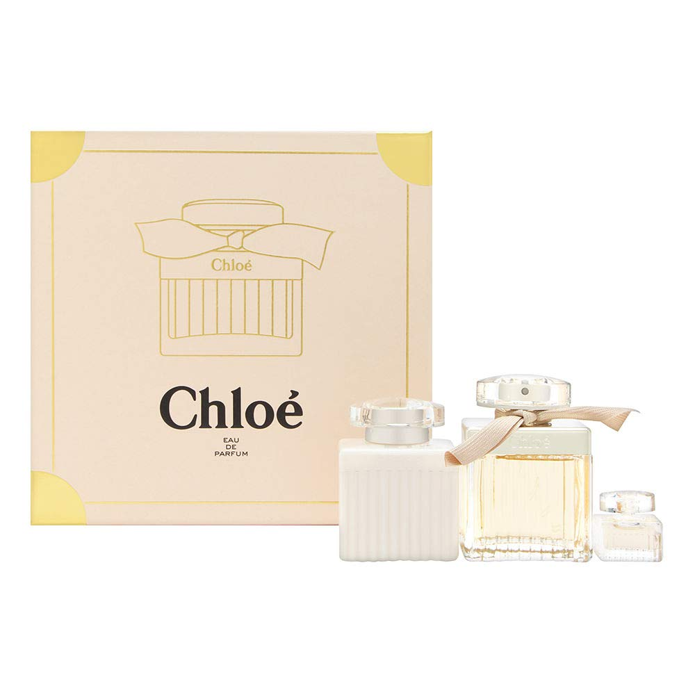 Punto Top Amazon Gift 10 NoticiasChloe Perfume Set Medio 54RjL3A