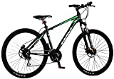 "Navi RS500 Hardtail Mountain Bike, Aluminum Alloy Frame, Disc Brakes, Shimano Acera 24-speed, 27.5"" Wheel Mountain Bike"