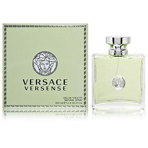 Versace Versense Agua De Tocador Vaporizador 100 Ml 595 97022