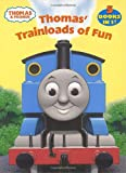 Thomas' Trainloads of Fun, Golden Books Staff, 0375836608
