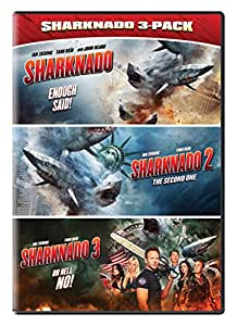 Sharknado Triple Feature 3 Dvd Edizione: Stati Uniti Italia ...