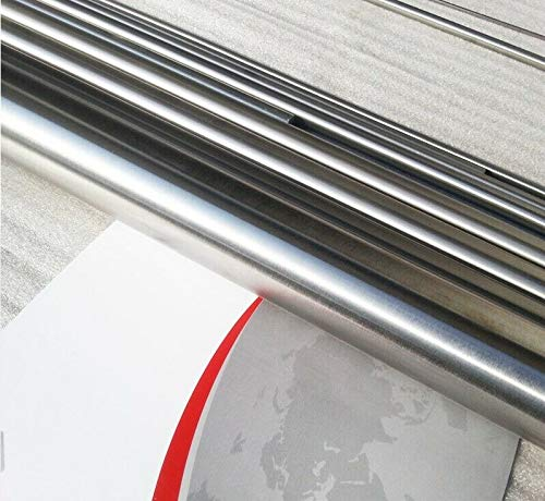 Length 50cm # GY Raw Materials /5 pcs Titanium Ti Grade 5 Gr.5 GR5 Metal Rod Diameter 3mm