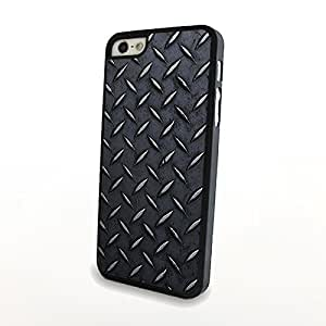 Metallic Iron Sheet Design Hard Case Carrying Shell for iPhone 5/5s Matte Skin Plastic Cover Creative- Can Customize Pattern and Model Free Shipping