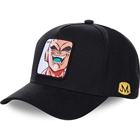 Maneray Dragon Ball Hat Anime Majin Buu Gorra de Béisbol de ...