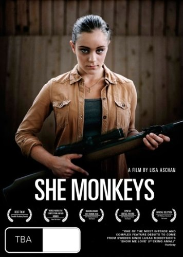 She Monkeys ( Apflickorna ) [ NON-USA FORMAT, PAL, Reg.0 Import - Australia ] ()