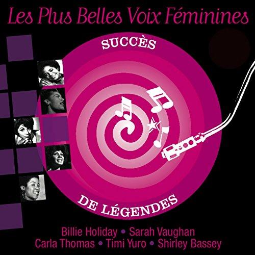 Les plus belles voix féminines...