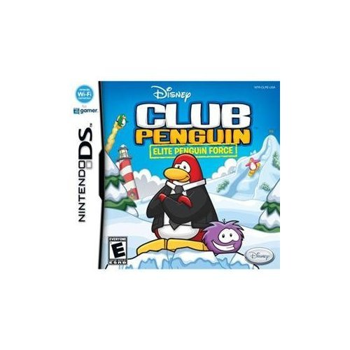 NEW Disney Club Penguin DS (Videogame Software) Disney Interactive Club Penguin