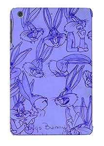 Hot New Cartoon Model Heet Tuff June 2006 Case Cover For Ipad Mini/mini 2 With Perfect Design