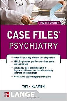 Resultado de imagen de case files psychiatry