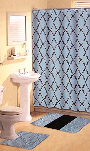sets curtain slp shower amazon bathroom curtains unwcbl com
