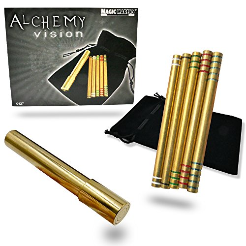 Magic Makers Alchemy Vision Mind Reading Magic Trick Kit