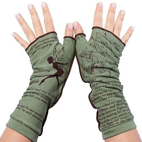 Peter Pan Writing Gloves -
