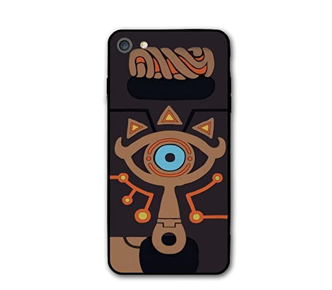 uk availability b5179 62b43 RNGEDG The Legend of Zelda Breath of The Wild Sheikah Slate iPhone Case for  iPhone7 Plus iPhone8 Plus Case
