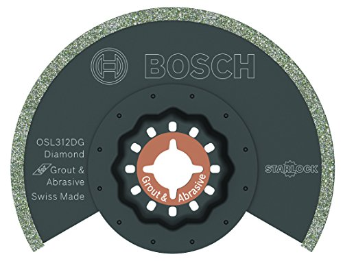 Bosch OSL312DG Starlock Diamond Grout