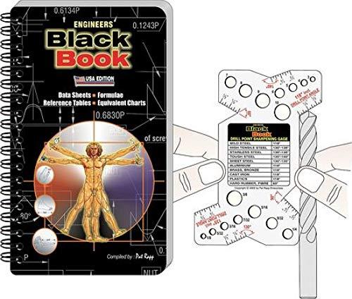 Usa Engineer - Engineers Black Book. USA Edition (Imperial) Spanish Edition