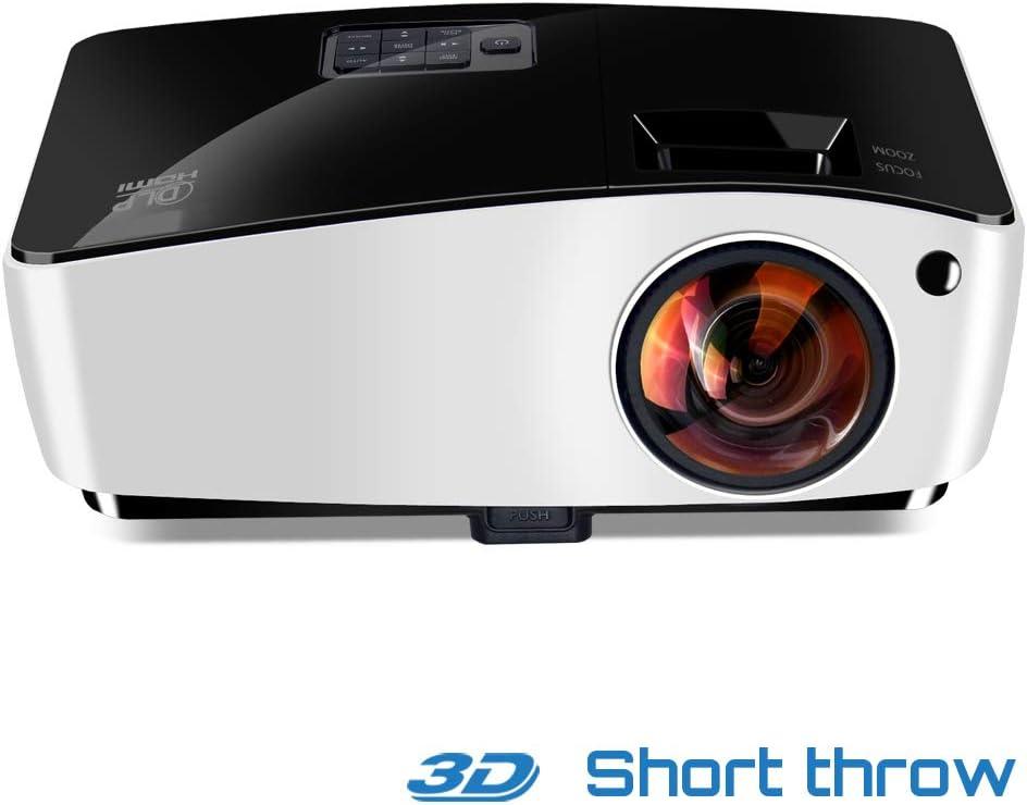 Proyector De Video En 3D De Tiro Corto Dlp para Holograma De ...