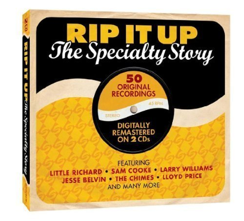 Price comparison product image Rip It Up- The Specialty Story by Various Artists [2012] Audio CD