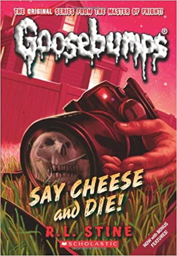 Image result for say cheese and die book