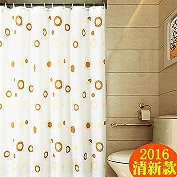 Badezimmer Gardinen Vorhange Aufhangen Bad Duschvorhang Tuch
