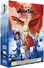 Avatar The Last Airbender - The Complete Book 1 Collection