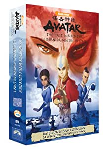 Complete the 3 avatar airbender collection the last book download