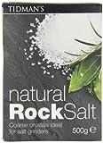 Tidmans Rock Salt, 17.63-Ounce Units (Pack of 4)