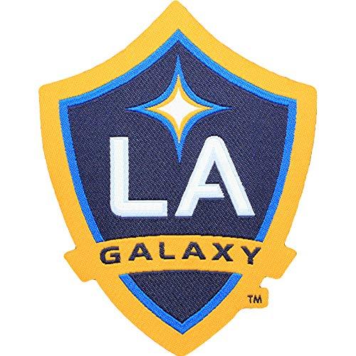 Los Angeles Galaxy Primary Soccer Team Crest Pro-Weave Jersey MLS Futbol Patch - La Galaxy Soccer Mls