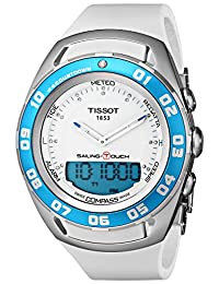 Tissot Women's TIST0564201701600 Sailing-Touch Digital Analog Dial Watch