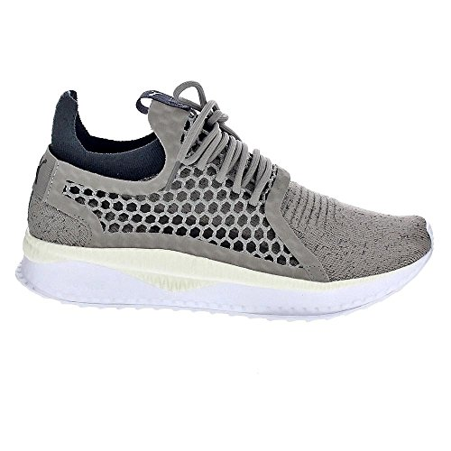 Puma Tsugi Netfit v2 Evoknit Shoes Rock Ridge-Asphalt White 2018 Rock Ridge / Asphalt / Puma White
