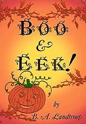 BOO and EEK (A Halloween Adventure Book 1)