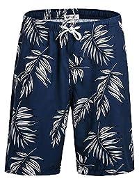 10a0fce778 APTRO Men's Swim Trunks Quick Dry Bathing Suit Swim Shorts No Mesh Lining
