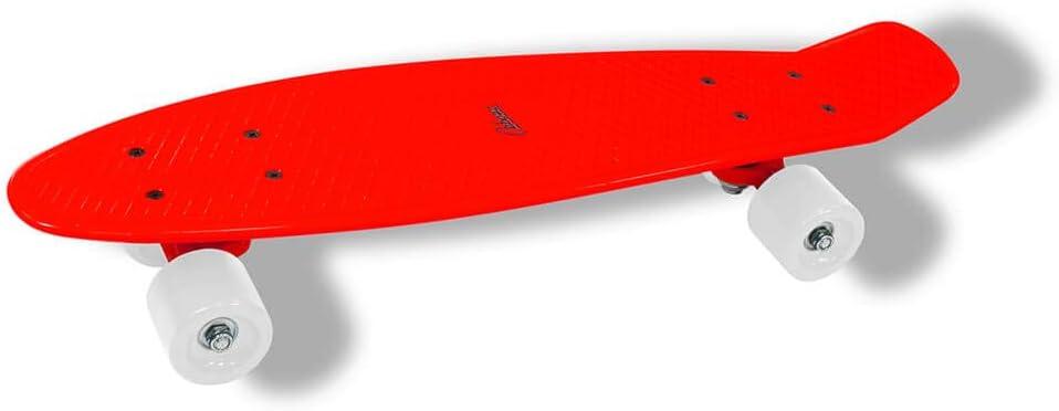 "SV12854 Ozbozz 22/"" Skateboard in Plastica per Ragazzi Ragazze Nuovo di zecca"