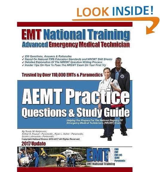 EMT Study Guide: Amazon.com