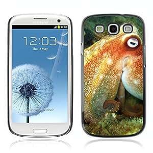 Carcasa Funda Case // Octopus V0000144//Samsung Galaxy S3 i9300